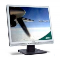 "Acer AL2017 20"" Argento monitor piatto per PC"