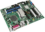 Intel S975XBX2 LGA 775 (Socket T) ATX server/workstation motherboard