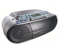 Sony CFD-S03CP CD player