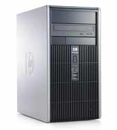 HP dc5750 AMD Athlon 64 X2 3800+ 512MB/160G DVD/CD-RW WXP Pro Microtower PC