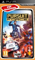 Sony Pursuit Force PlayStation Portatile (PSP) videogioco