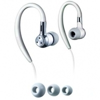 Philips Earhook Headphones Intraurale cuffia