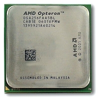 HP AMD Opteron 2216 2.4GHz Dual Core 2M DL145G3 Processor Option Kit processore