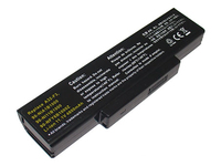 ASUS F2 Laptop Battery Ioni di Litio 4800mAh 11.1V batteria ricaricabile