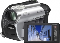 Sony DVD Handycam® 0.8MP