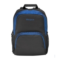 "Targus Backpack, Black/Blue 15.4"" Zaino"