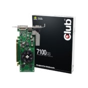CLUB3D Geforce 7100GS 128MB PCI-E GDDR2