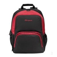 Targus Backpack, Black/Red Zaino