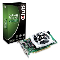 CLUB3D CGNX-G9824GCI 1GB GDDR3 scheda video