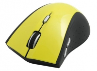 NGS Lime Vip Wireless RF Wireless Ottico 1600DPI Ambidestro mouse