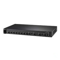 ZyXEL GS-3012F 12-port Managed Layer 2 Gigabit Fiber Ethernet Switch Gestito