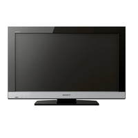 "Sony KDL-22EX302 22"" HD Nero TV LCD"
