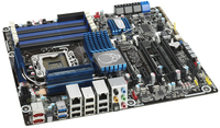 Intel DX58SO2 Socket B (LGA 1366) ATX scheda madre