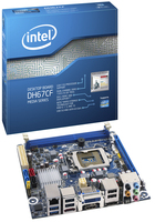 Intel DH67CF LGA 1155 (Socket H2) Mini ITX scheda madre