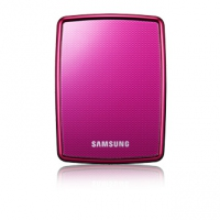Samsung S Series 1TB Potrable 1000GB Rosa disco rigido esterno