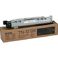 Brother TN-12BK Toner laser 9000pagine Nero cartuccia toner e laser