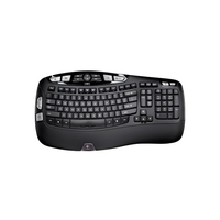 Logitech K350 RF Wireless Nero tastiera