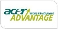 Acer AcerAdvantage warranty upgrade to 2 years pick up & delivery