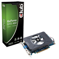 CLUB3D CGNX-X46024I GeForce GTX 460 1GB GDDR5 scheda video