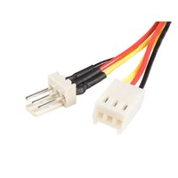 StarTech.com 6 in TX3 Fan Power Extension Cable 0.15m prolunghe e multiple