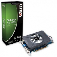 CLUB3D CGNX-XS46024I GeForce GTX 460 1GB GDDR5 scheda video