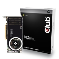 CLUB3D GeForce 8800 GTS 320MB GDDR3 GDDR3