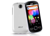 Acer beTouch E140 Bianco