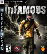Sony Infamous PlayStation 3 videogioco
