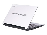 "Acer Aspire One D255E-13Dws 1.66GHz N455 10.1"" 1024 x 600Pixel Bianco Netbook"
