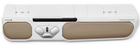 Contour Design RollerMouse Pro2 USB 1250DPI Bianco mouse