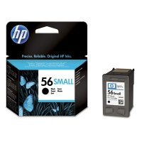 HP 56 Small Black Inkjet Print Cartridge Nero cartuccia d
