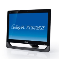 "ASUS ET EeeTop PC ET2010AGT 1.6GHz 250u 20"" Touch screen Nero"