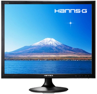 "Hannspree Hanns.G HL196DBB8 19"" Nero monitor piatto per PC"