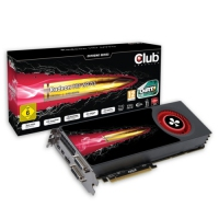 CLUB3D CGAX-69748 2GB GDDR5 scheda video