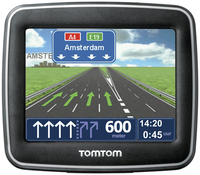 "TomTom Start Classic WEU Fisso 3.5"" LCD Touch screen 125g Nero navigatore"