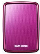 Samsung S Series 320GB S2 Portable 320GB Rosa disco rigido esterno