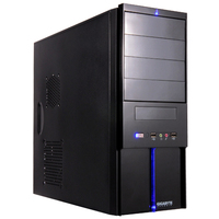 Gigabyte GZ-PD Midi-Tower Nero vane portacomputer