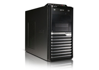 Acer Veriton M275 2.4GHz Q6600 Mini Tower Nero PC