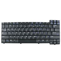 HP 378188-201 QWERTY Portoghese Nero tastiera