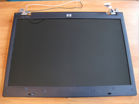 "HP 443814-001 15.4"" monitor piatto per PC"
