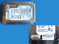 HP 504338-001 320GB SATA disco rigido interno