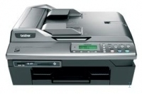 Brother DCP-340CW Color multifunctional 1200 x 6000DPI Ad inchiostro 20ppm multifunzione