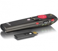 Equip Wireless Notebook Presenter 2.4GHz Nero puntatore wireless