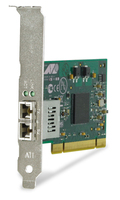 Allied Telesis 1000SX LC desktop fiber Network Interface Card (PCI) Interno 1024, 100Mbit/s scheda di rete e adattatore