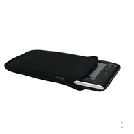 "Samsung Pouch for Q1 7"" Custodia a tasca Nero"