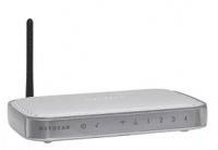 Netgear DG834GT router wireless