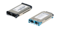 Allied Telesis 1000LX GBIC, BiDirectional Fiber, 40km 1250Mbit/s 1310nm convertitore multimediale di rete