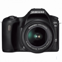 Samsung GX -1L 6.3MP CCD Nero