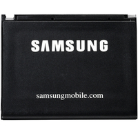 Samsung Standard Battery for SGH-P310 Ioni di Litio 750mAh batteria ricaricabile