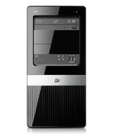 HP Pro 3130 MT 2.8GHz G6950 Mini Tower Nero PC